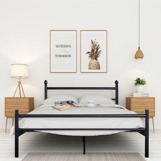 Buy Metal Beds Online at Overstock.com | Our Best Bedroom Furniture