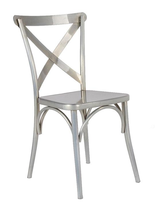 X Metal Chair | Modern Furniture u2022 Brickell Collection