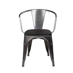 Antique Metal Dining Chairs | Wayfair