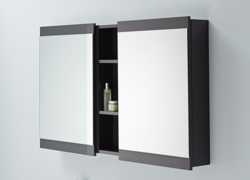 Soji Mirror Cabinet | Athena Bathrooms