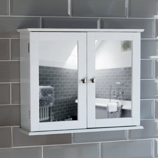 Mirror Bathroom Wall Cabinet | Wayfair.co.uk