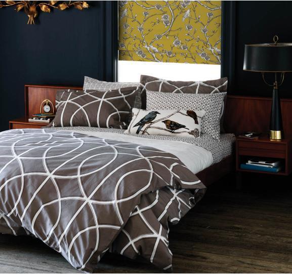DwellStudio - Modern Duvet Covers - Chic Bed Linens - Bedding Sets - Gate  Ash Duvet Set