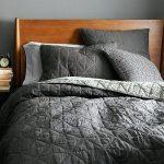 modern bedroom linens