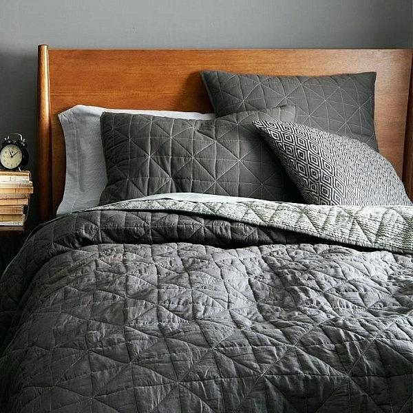 modern bedroom bedding view in gallery gray quilted style coverlet modern  bedroom bedding sets