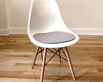Seat pad - wool felt