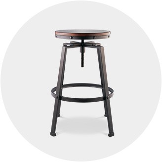 Modern Stool for more cosiness!