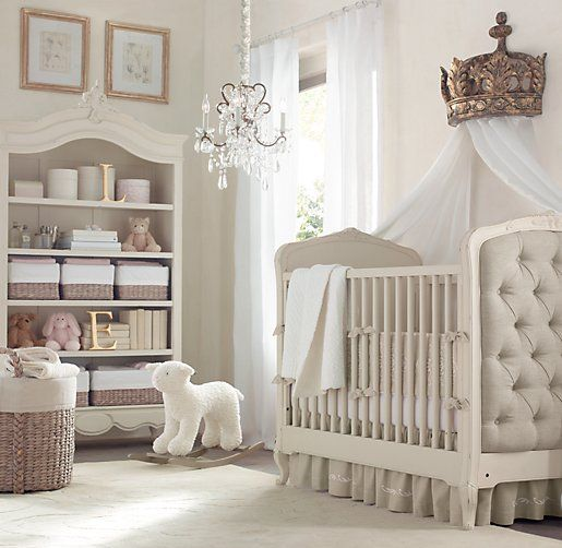 Textured Plush Animal Rocker | Nursery Accessories | Restoration