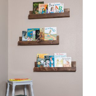 Nursery Floating Shelving | Wayfair