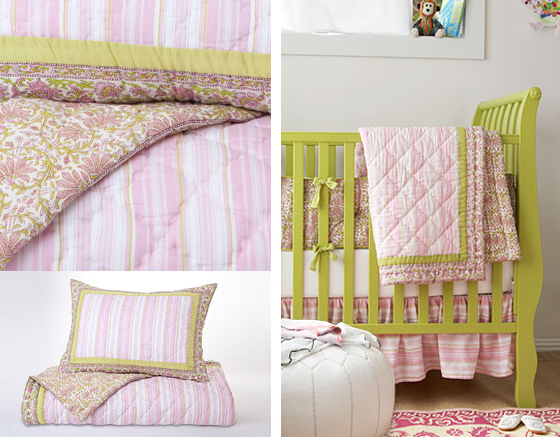 Rikshaw Design: Nursery Bedding for the Bohemian Baby - Simplified Bee