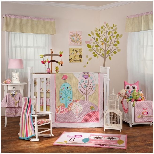 Crib Bedding Sets to Liven up Your Baby's Nursery!