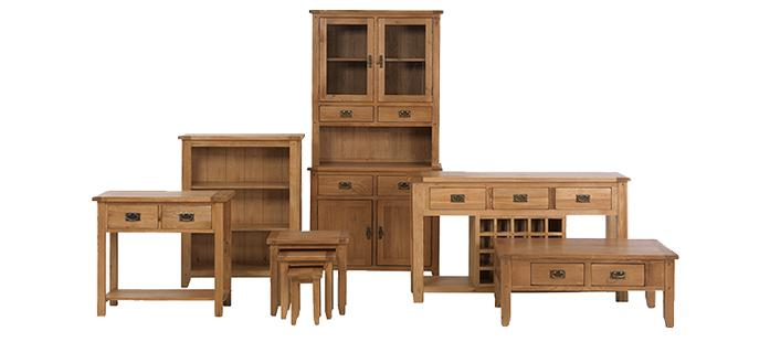 Oak Rustic Furniture 4