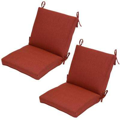Chili Texture - Outdoor Chair Cushions - Outdoor Cushions - The Home