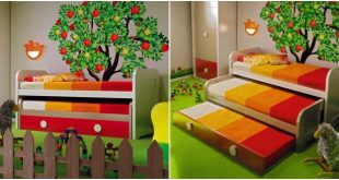 Pull-out beds for kids | Great designs and inspiration (4 designs)