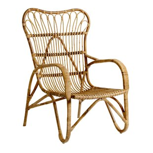 Rattan Indoor Armchair | Wayfair