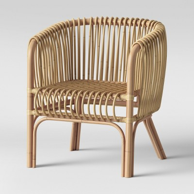 Isabella Rattan Barrel Arm Chair - Opalhouse™ : Target