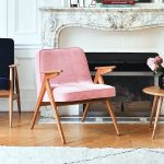 Retro furniture for a charming nostalgic living ambience