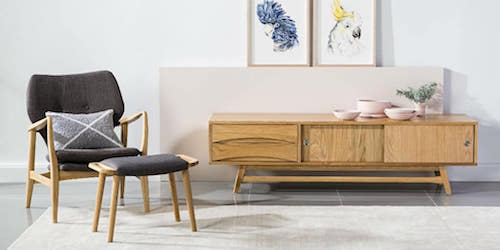 Scandinavian Furniture - Affordable & Simplistic Scandinavian Style