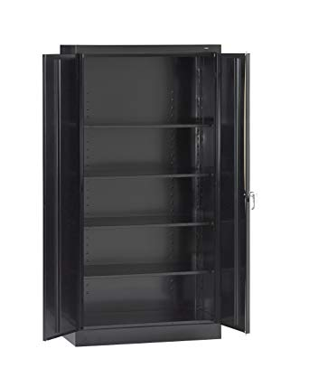 Amazon.com: Tennsco 7224 24 Gauge Steel Standard Welded Storage