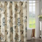 Shower curtains – artwork in the bathroom