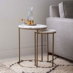 Side tables as a small storage!