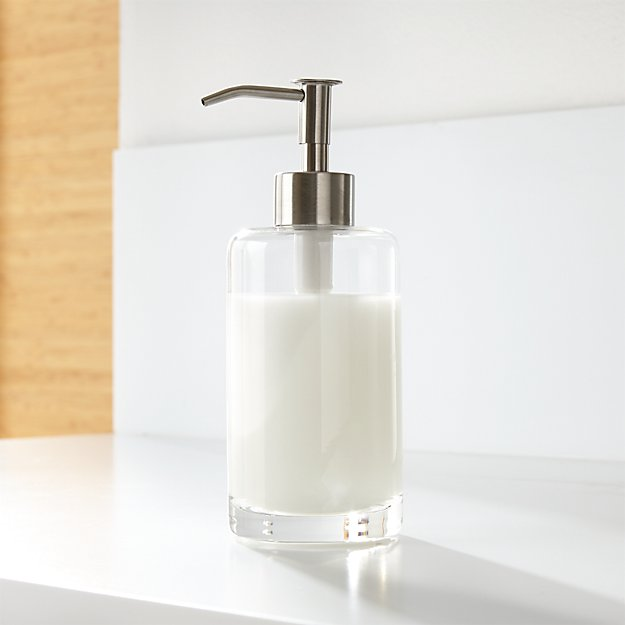 Soap Dispensers / Cups – Elegant pieces from designer hand