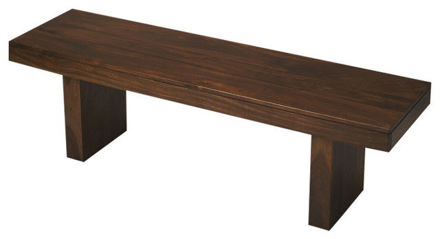 Butler Bench, Butler Loft - Transitional - Accent And Storage