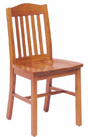Solid Wood Chairs 13