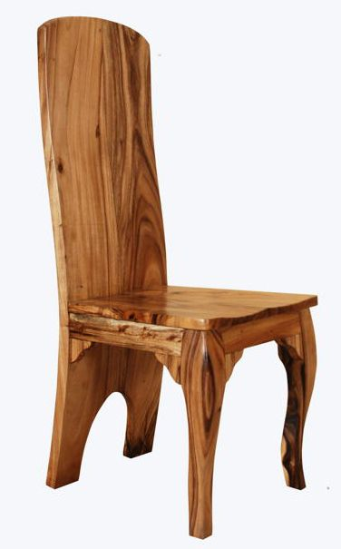 Solid wood chairs simply offer more quality!