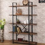 Standing shelves: Making space easy!
