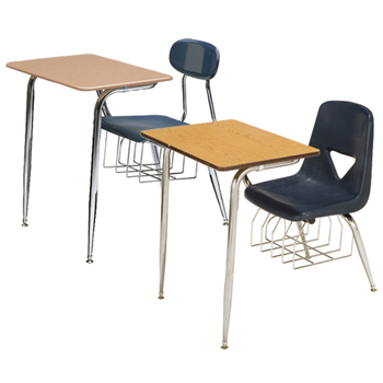 Student Desks - Scholar Craft™ Student Combo Desks