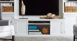 TV Consoles, Media Cabinets & Entertainment Centers | Pottery Barn