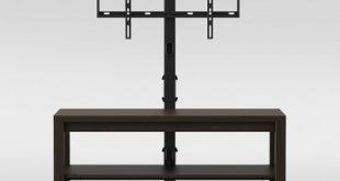 Flat Panel TV Stand Espresso Brown - Room Essentials™ : Target