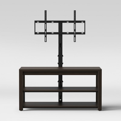 Flat Panel TV Stand Espresso Brown - Room Essentials™ : Target