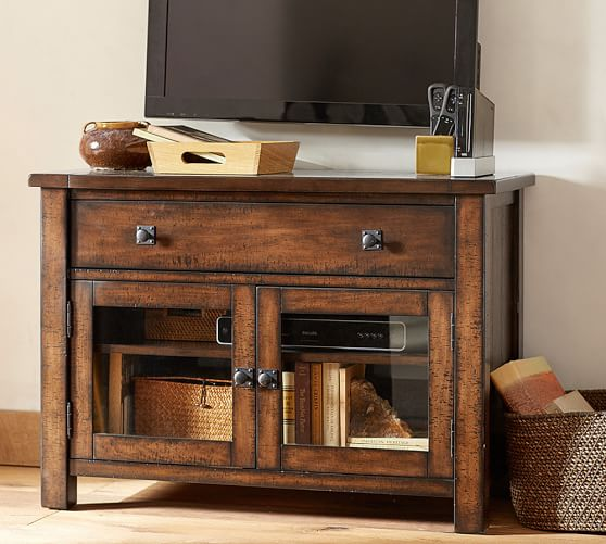 Benchwright TV Stand | Pottery Barn