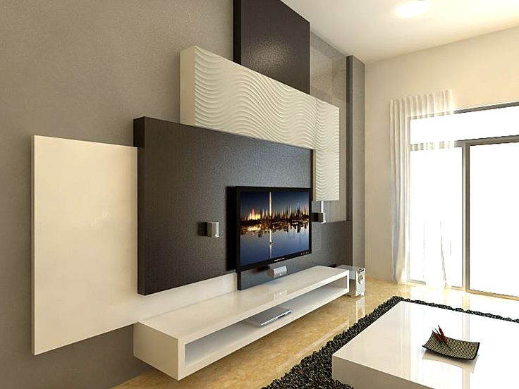 Best Ideas for TV Feature Wall Design u2013 Virily