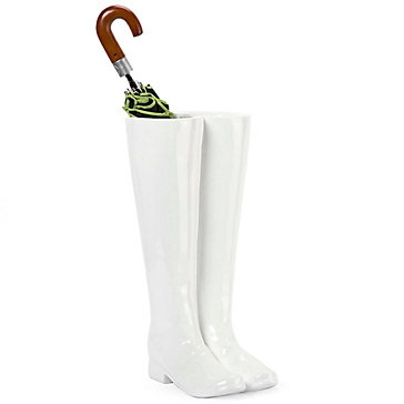 Boot Umbrella Holder | Z Gallerie