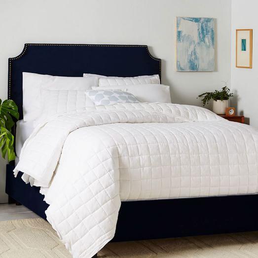 Serena Upholstered Bed | west elm