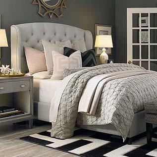 Upholstered Beds and Bed Frames