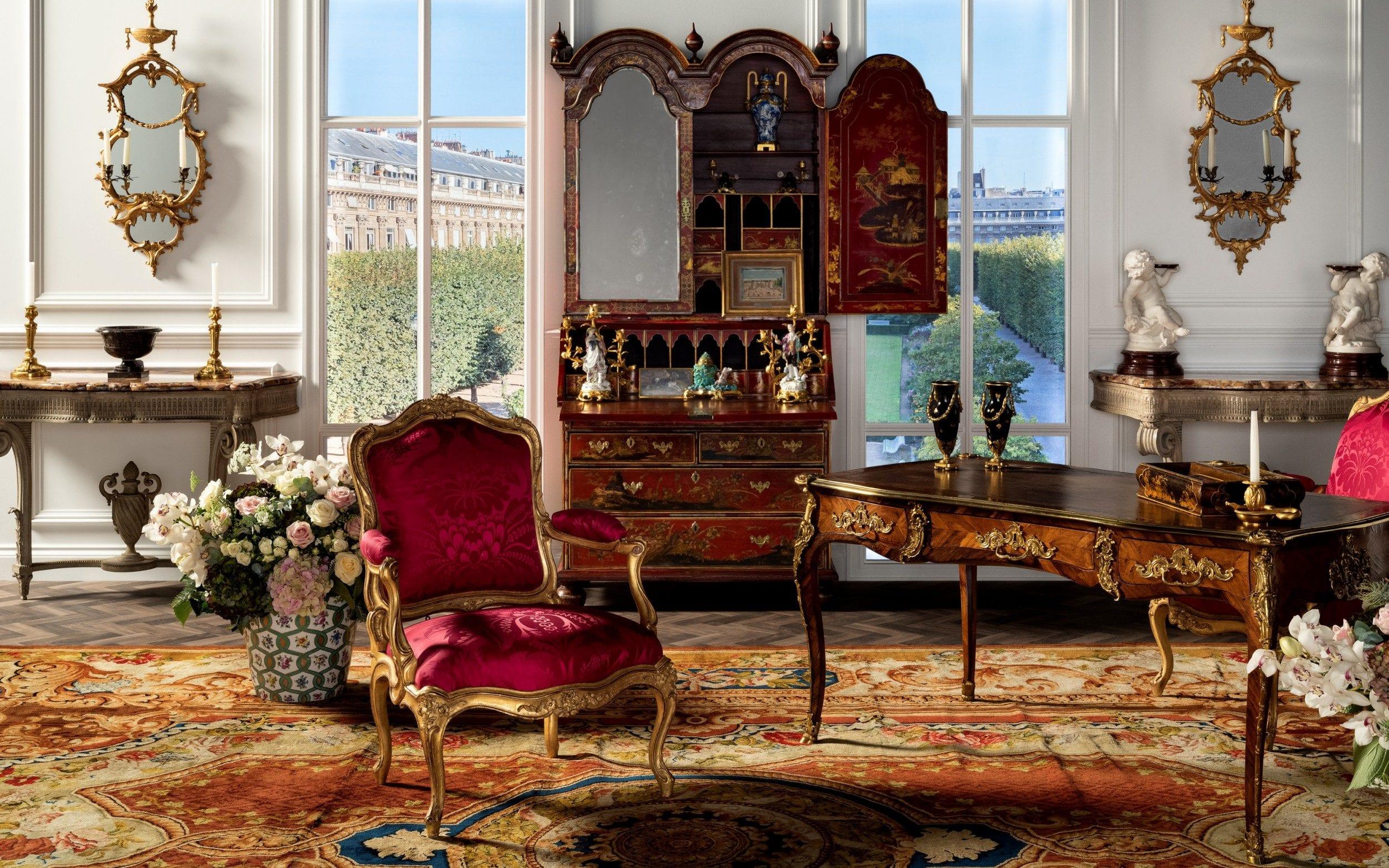 The modern allure of vintage furniture