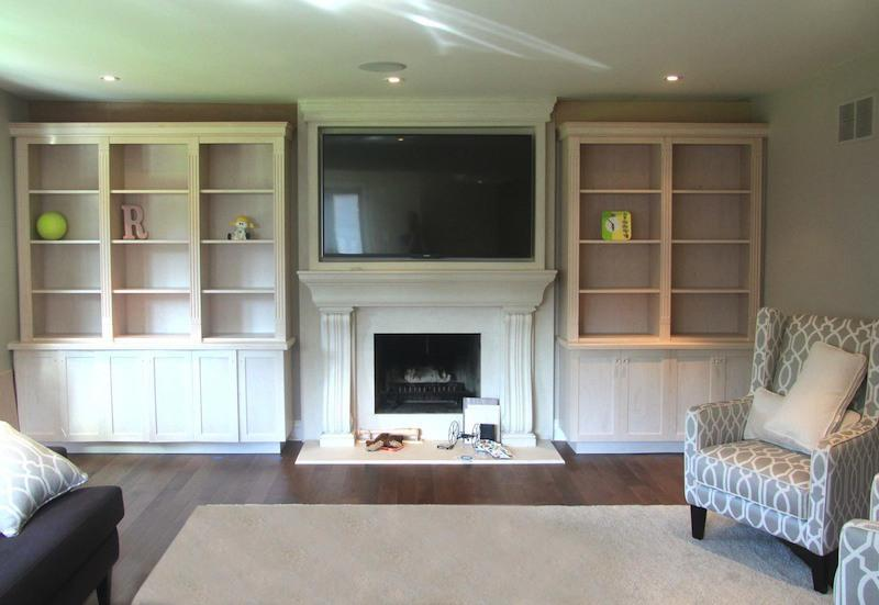 Design and Build a Wall Unit u2013 Canadian Woodworking Magazine