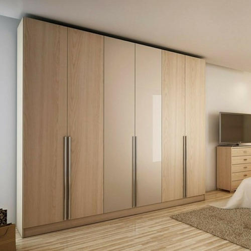 Wall Mounted Wooden Wardrobe at Rs 1150 /square feet | Wooden