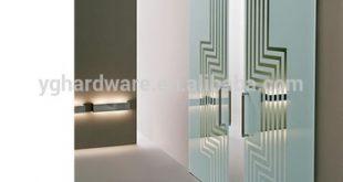 Double Panels Wardrobe Sliding Door Yg-d192 - Buy Cheap Closet