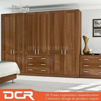 100%solid Wood Wardrobe Ashley Furniture Bedroom Sets Almirah