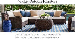 Wicker Furniture & Wicker Patio Furniture Sets | Pottery Barn