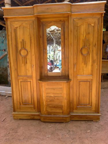 Wooden Almirah, Consoles Almari, Lakdi Ki Almari, Wooden Almari