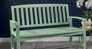 Indoor Wooden Bench | Wayfair