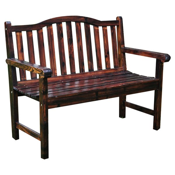 Wood Benches You'll Love   Wayfair