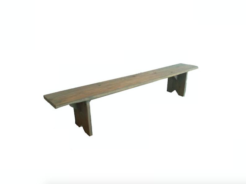 Wooden Benches u2013 PRE u2013 Event Resources