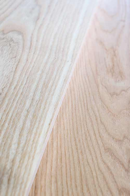 White Ash Lumber FAS Grade | Cherokee Wood Products