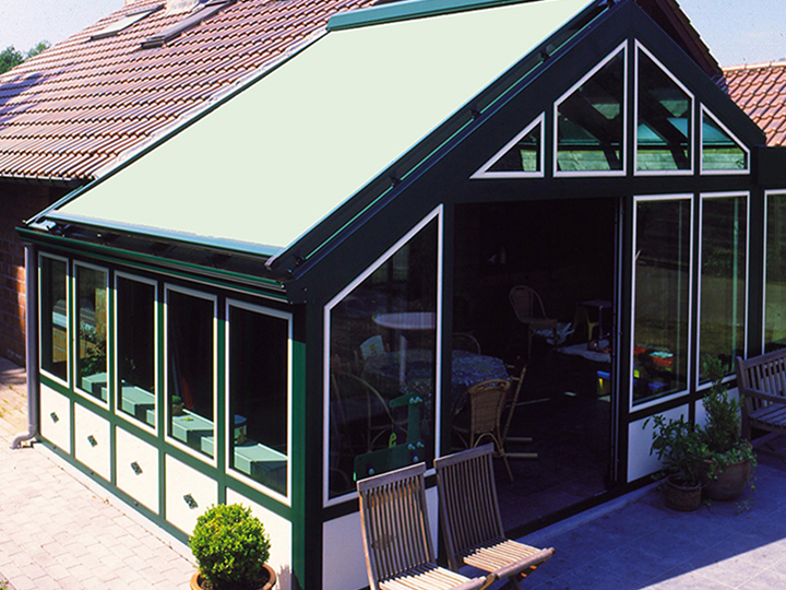 Solharo® Conservatory Awnings | Retractable Deck & Patio Awnings